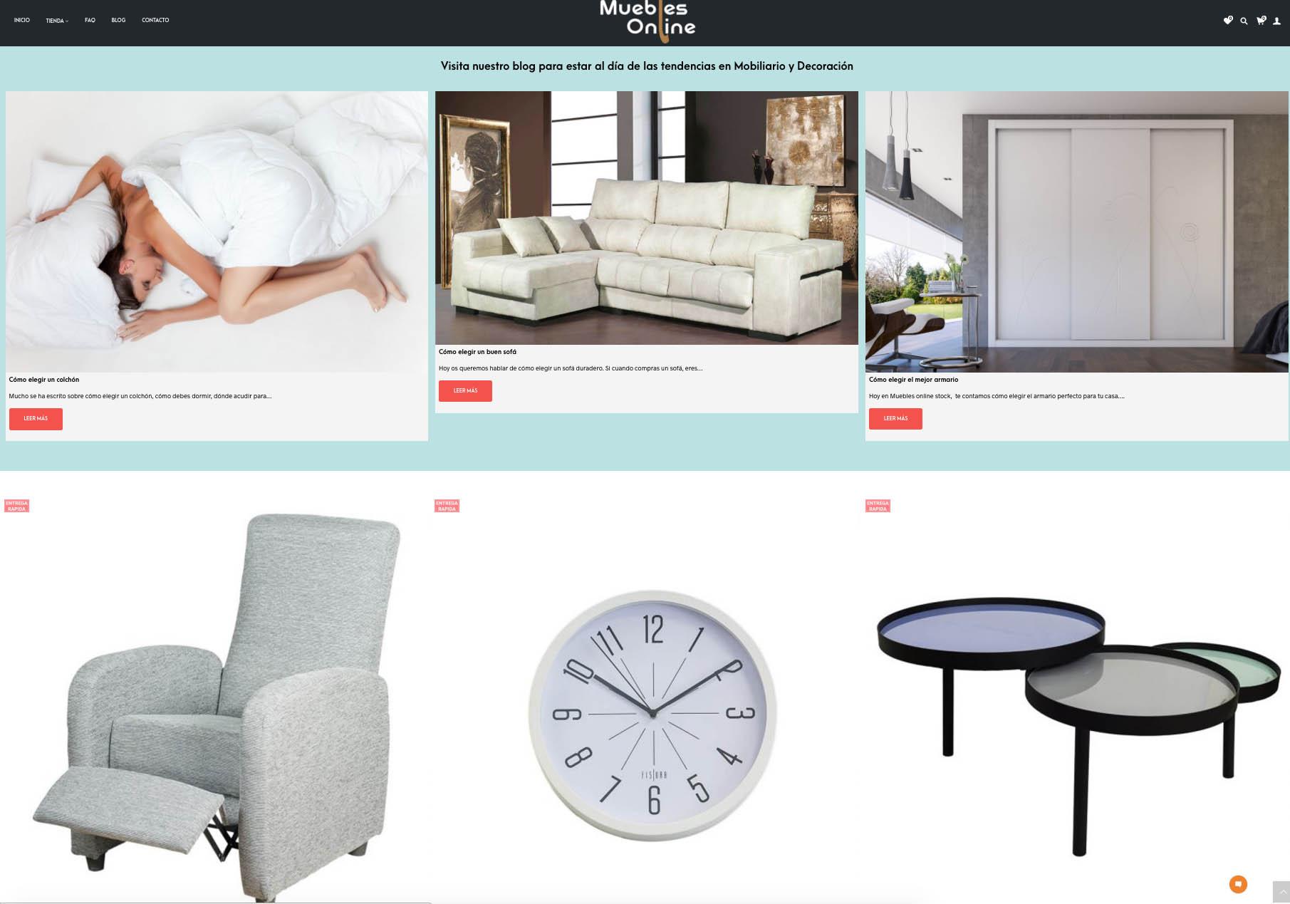 Muebles online d dalo digital for Muebles online madrid