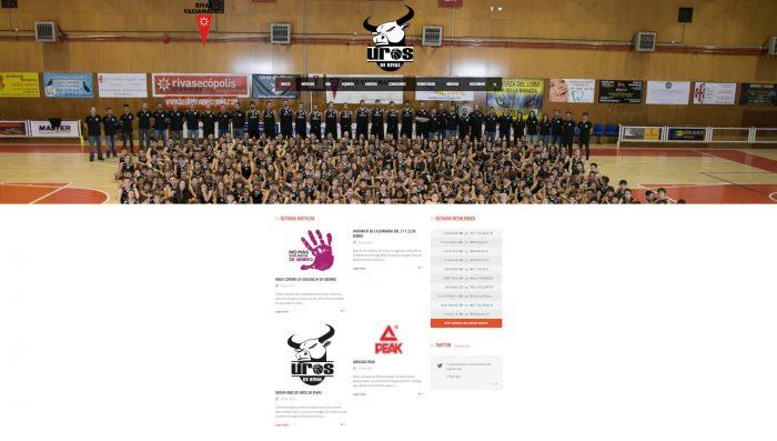 Uros de Rivas, equipo de baloncesto de Rivas vaciamadrid (Madrid)